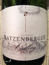 Ratzenberger Bacharacher Riesling Sekt brut 2014