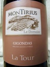 Montirius Gigondas 'La Tour' 2017
