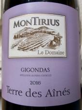 Montirius Gigondas 'Terre des Aînés' 2016