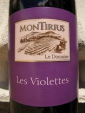 Montirius Vin de Pays Vaucluse 'Les Violettes' 2019