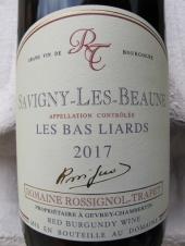 Rossignol-Trapet Savigny-les-Beaunes 'Les Bas Liards' 2017